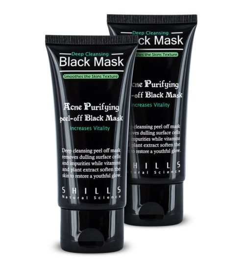 Purifying Peel-off Black Mask DUO Pack (2 x 50ml)